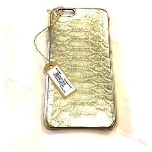 Gold authentic python iphone6 cover by Adopted